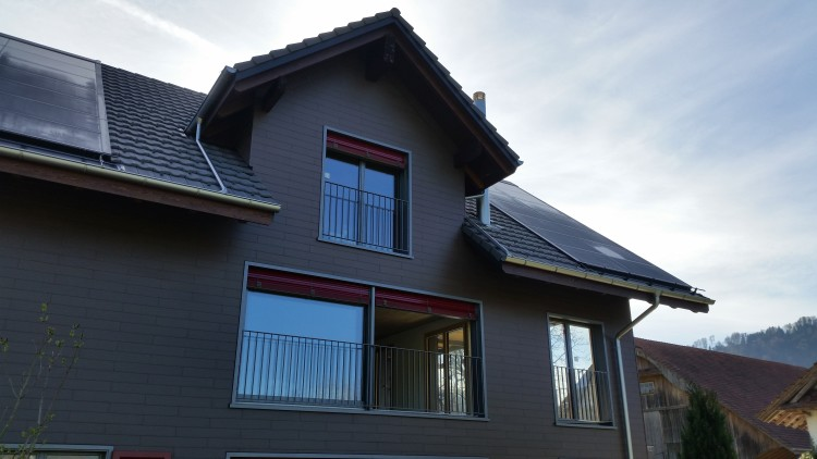 balkon terrassen oz metallbau ag. Black Bedroom Furniture Sets. Home Design Ideas